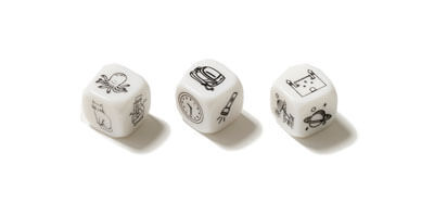 Story cubes dice